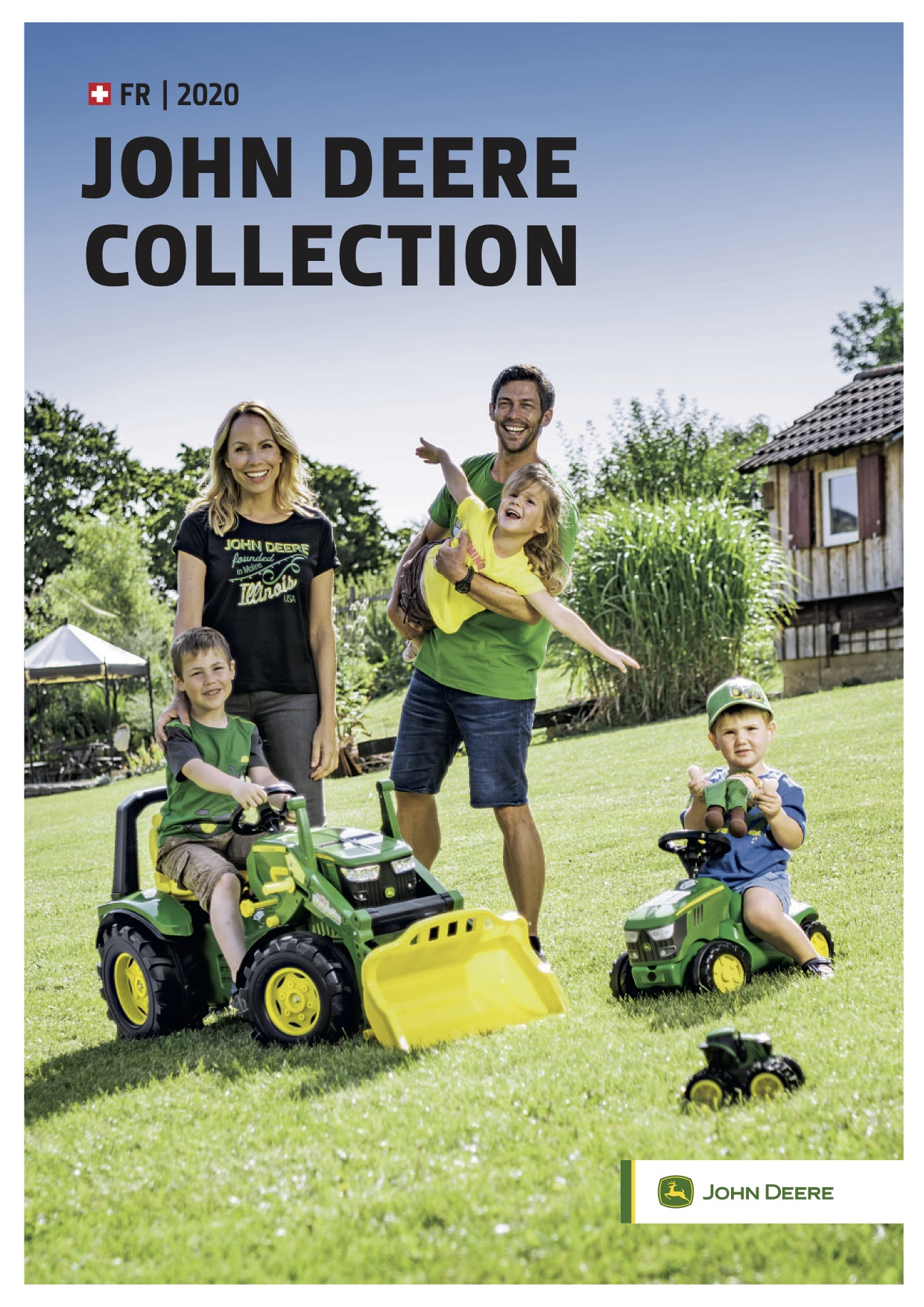Catalogue collection John Deere 2020